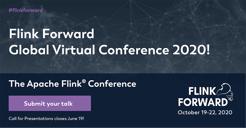 Flink Forward Global 2020